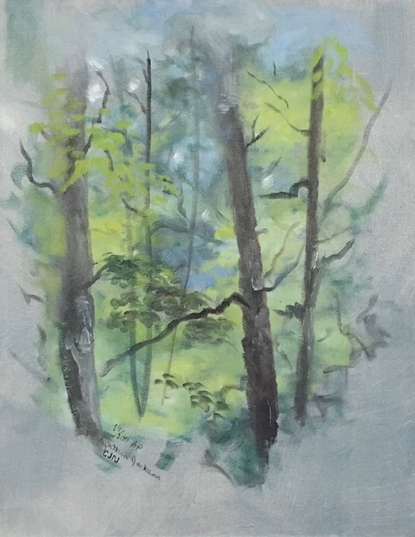 Title: Into The Woods my heart