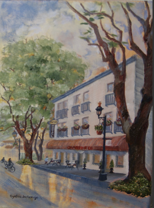 Title:  The Camas Hotel