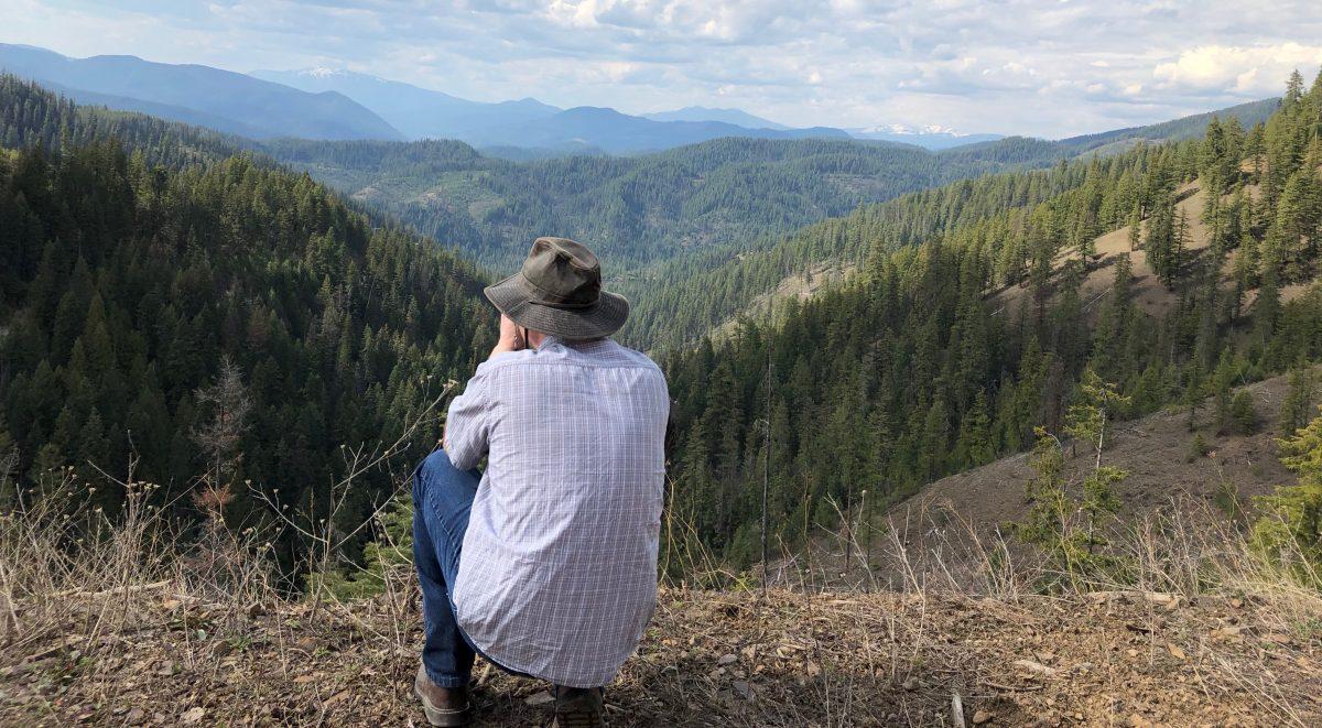 Mountain High in Idaho Brian Watson, Photographer