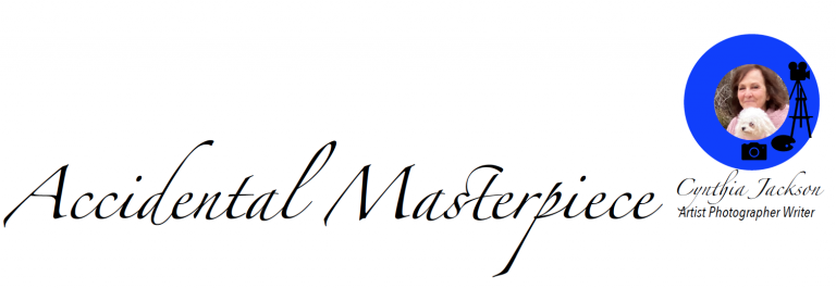 May6 2021 Logo Accidental Masterpiece and me
